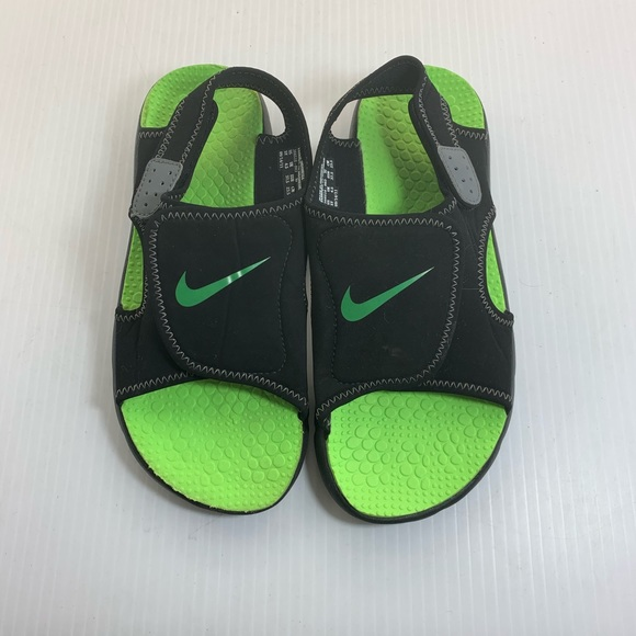 3 For 2 Sale Nike Sandals Sz 5y